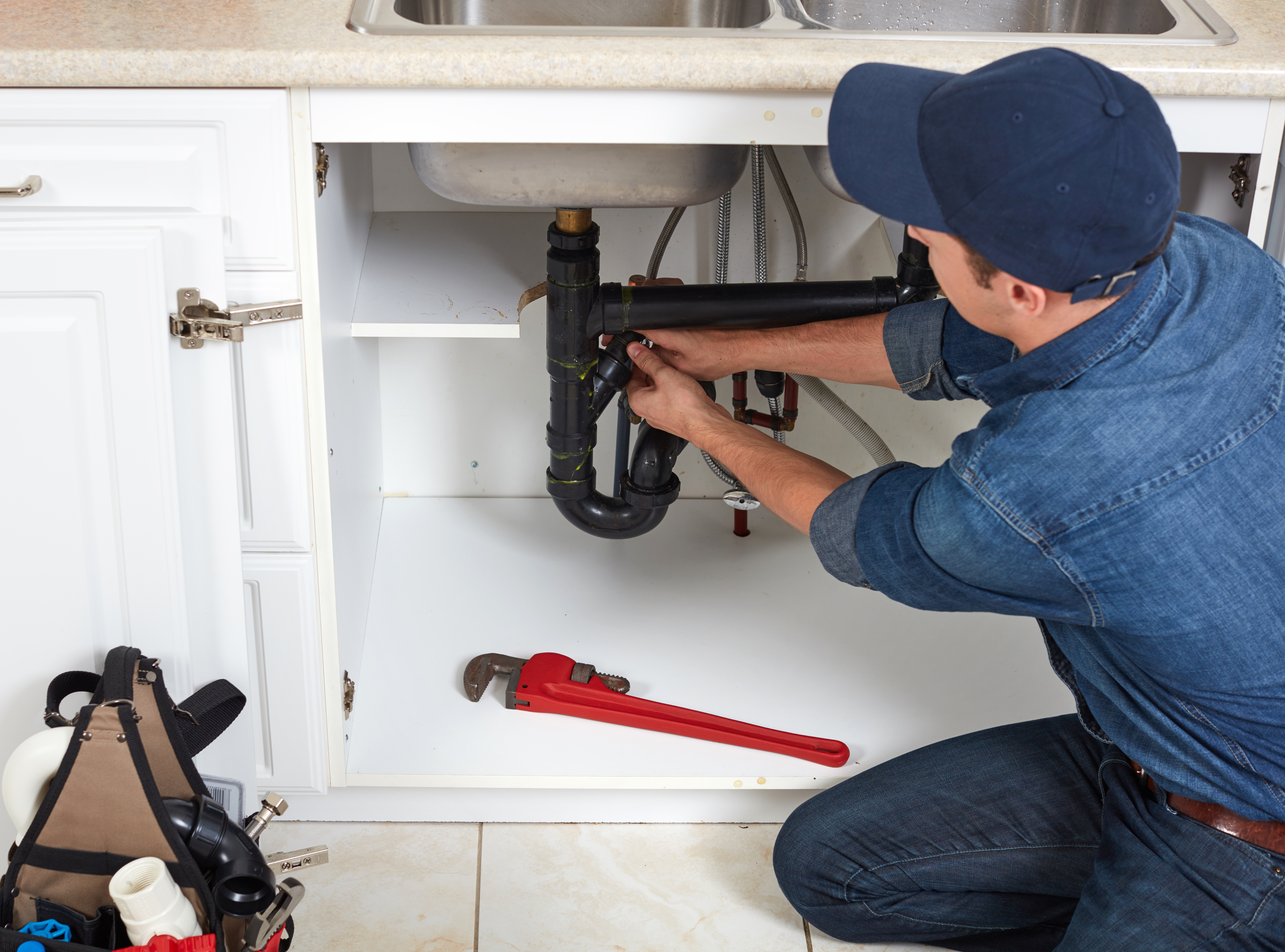 Clogged sink services Hamilton