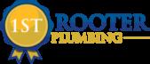 1stRooter Plumbing Logo